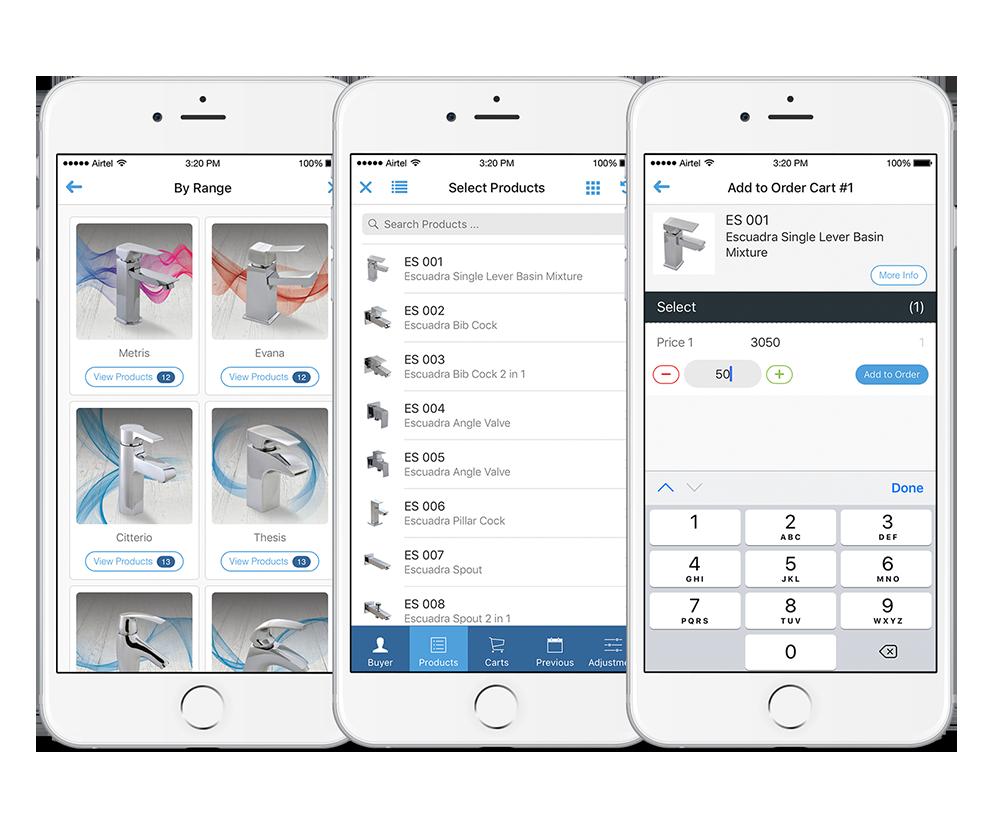 order form app  Way8Order - Order Manager App / Basic Order Form App